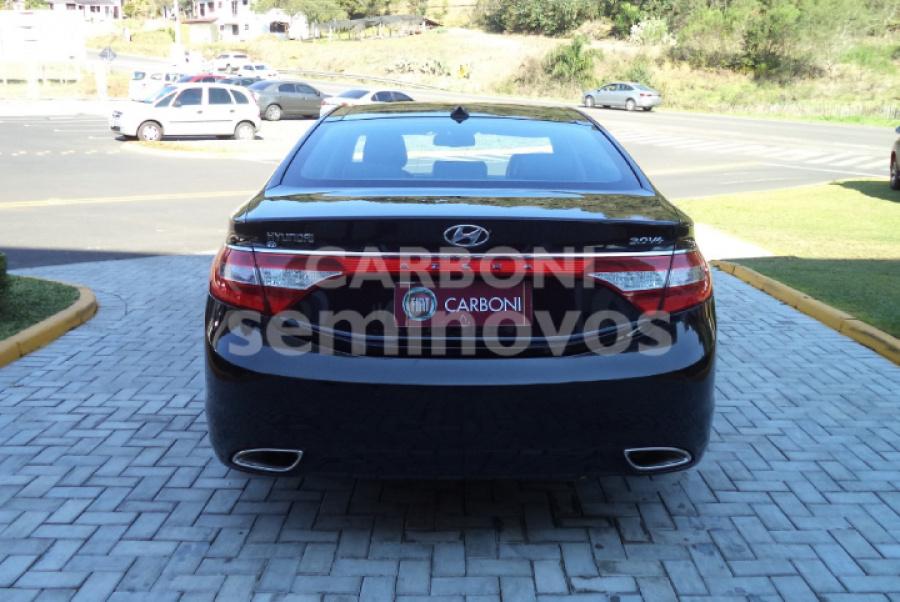 HYUNDAI AZERA 3.0 V6 2013/2014