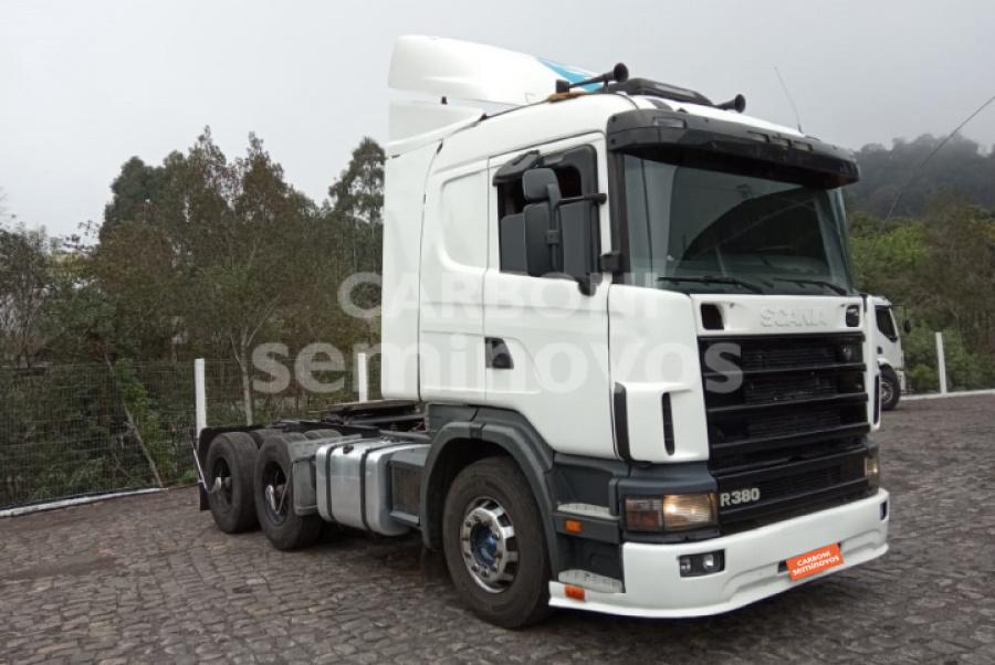 SCANIA R114 LA NA 380 6X2 2007/2007