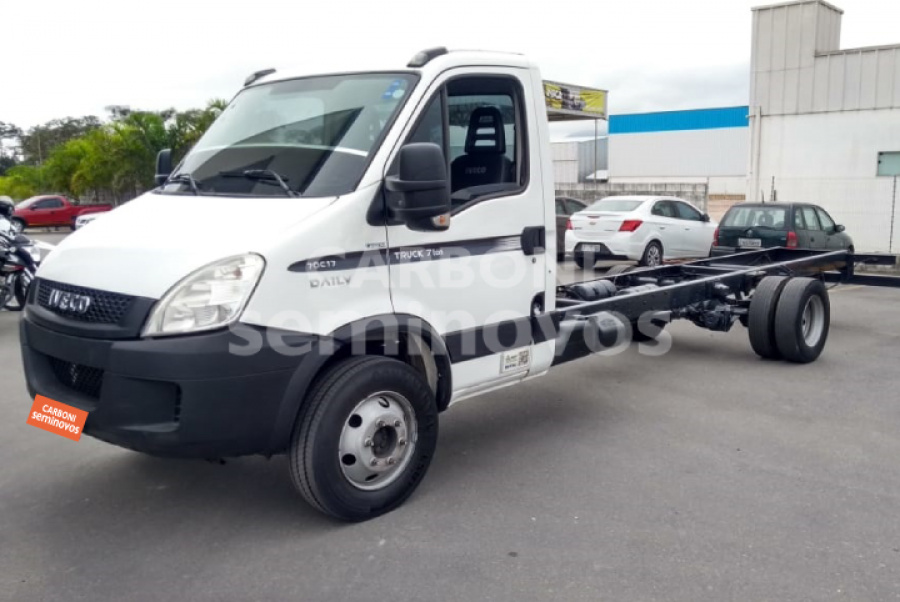IVECO DAILY 70C17 4X2 2013/2013