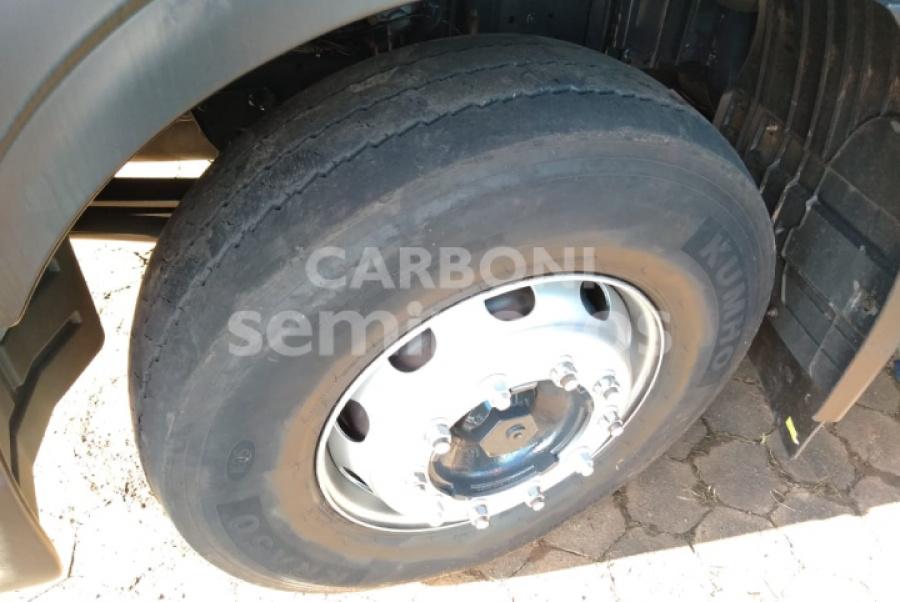 IVECO STRALIS 740S46TZ 6X4 2011/2011