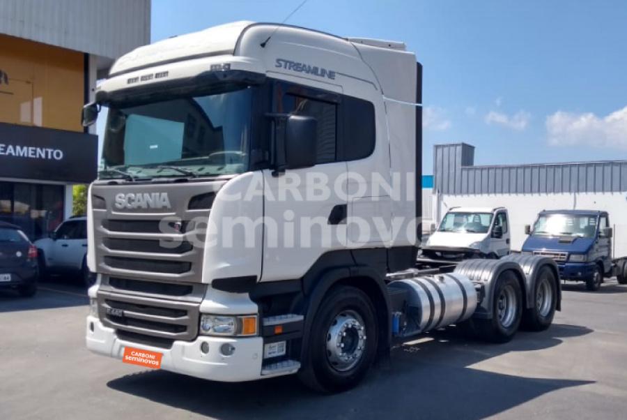 SCANIA R 440 A 2013/2014