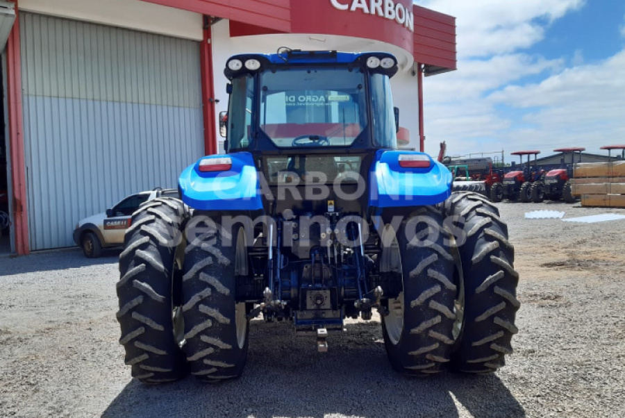 NEW HOLLAND T6.120 2016/2016