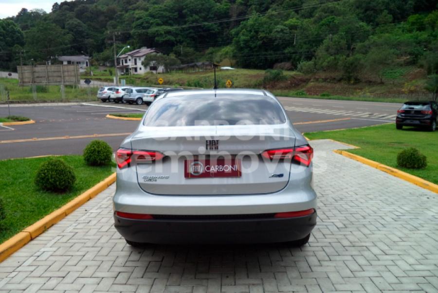 FIAT CRONOS DRIVE 1.8 AT6 2018/2019