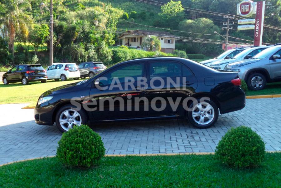 TOYOTA COROLLA XEI 1.8 FLEX 2009/2010