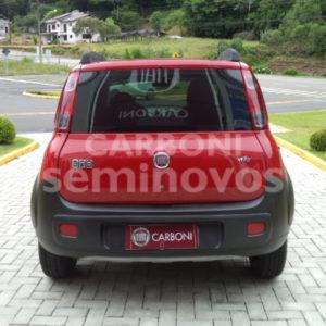 FIAT UNO WAY 1.0 2P 2011/2012