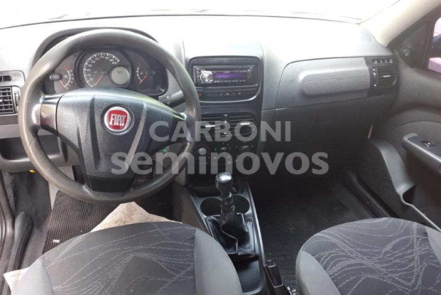 FIAT STRADA WORKING CS 1.4 2014/2014