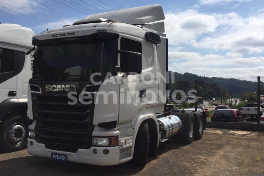 SCANIA R 440 A 6X2 2014/2014