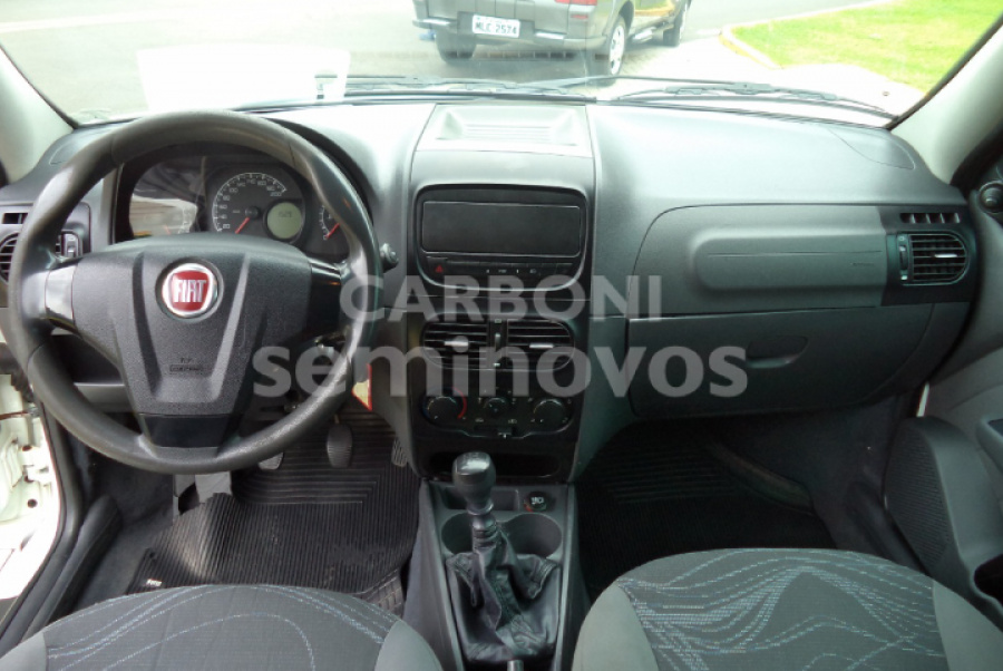 FIAT STRADA WORKING CD 1.4 2015/2016