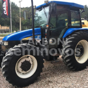 NEW HOLLAND TRATOR TL 85 NEW HOLLAND 2012/2012