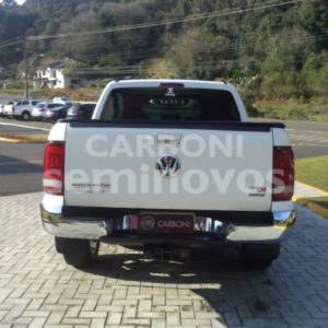 VOLKSWAGEN AMAROK CD 4X4 HIGH 2017/2017