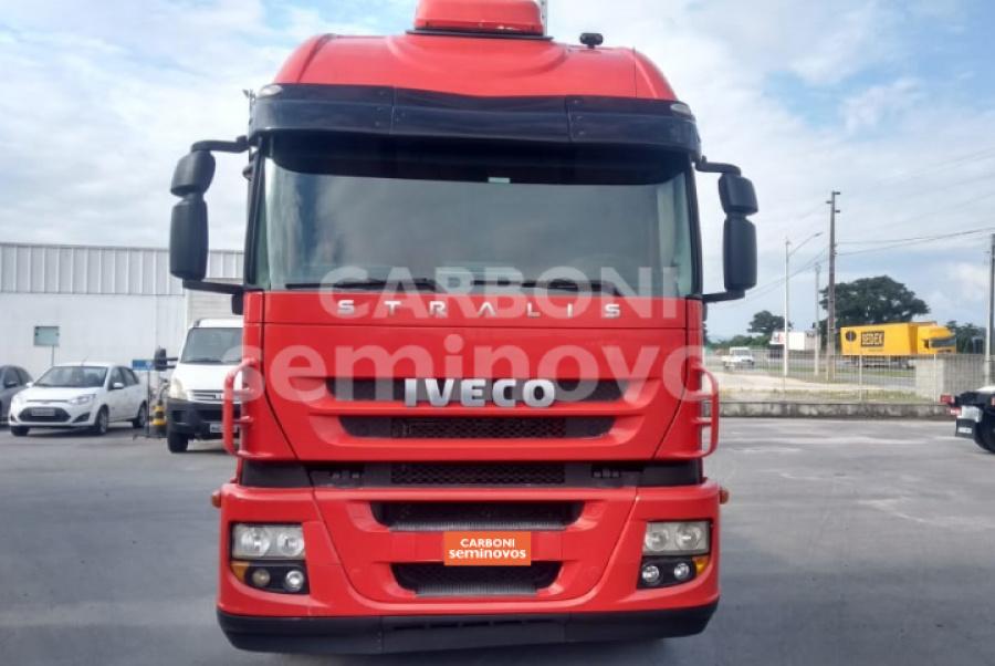 IVECO STRALIS 800S48TZ 6X4 2012/2013
