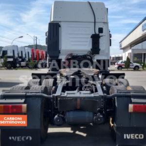IVECO STRALIS HIWAY 800S48TZ 6X4 2017/2018