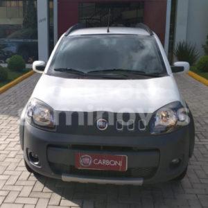 FIAT UNO WAY 1.4 4P 2011/2012