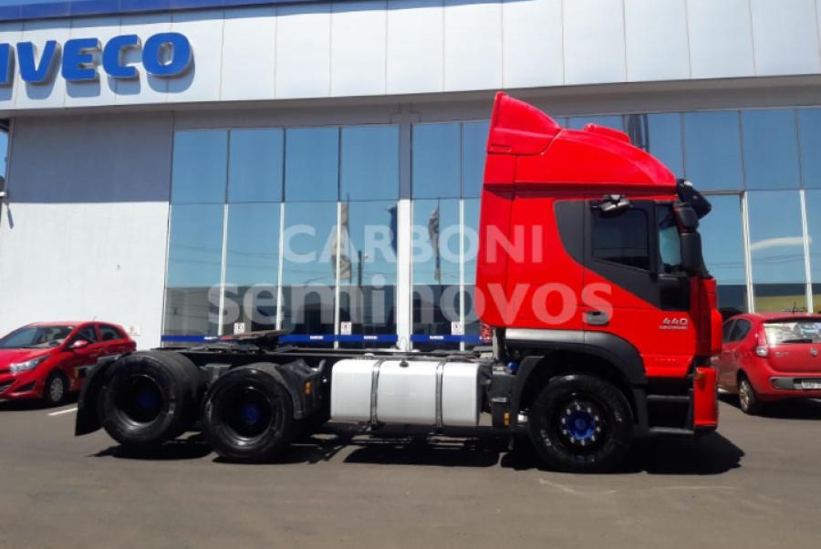 IVECO STRALIS 600S44T 6X2 2013/2013