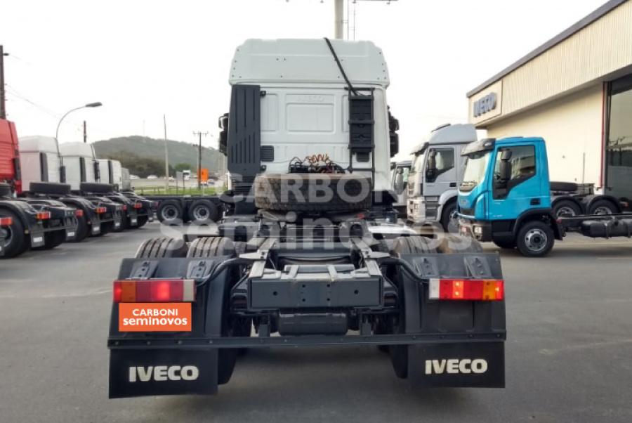 IVECO STRALIS 530S36T 6X2 2013/2013