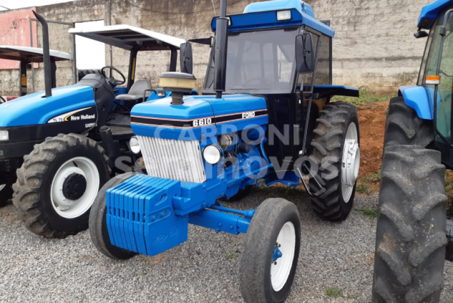 FORD FORD 6610 1984/1984