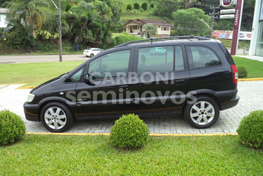 GM ZAFIRA ELEGANCE 2.0 2009/2009