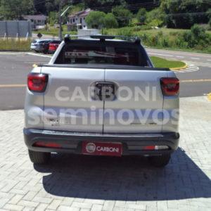 FIAT TORO FREEDOM 2.4 16V AT9 2016/2017