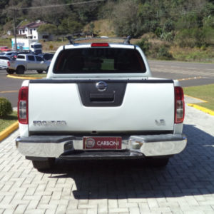 NISSAN FRONTIER LE CD 4X4 2.5 2009/2010