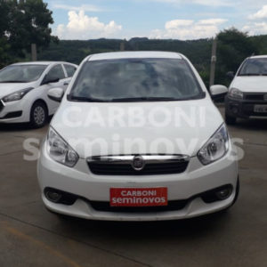 FIAT SIENA ATTRACTIVE 1.4 2013/2013