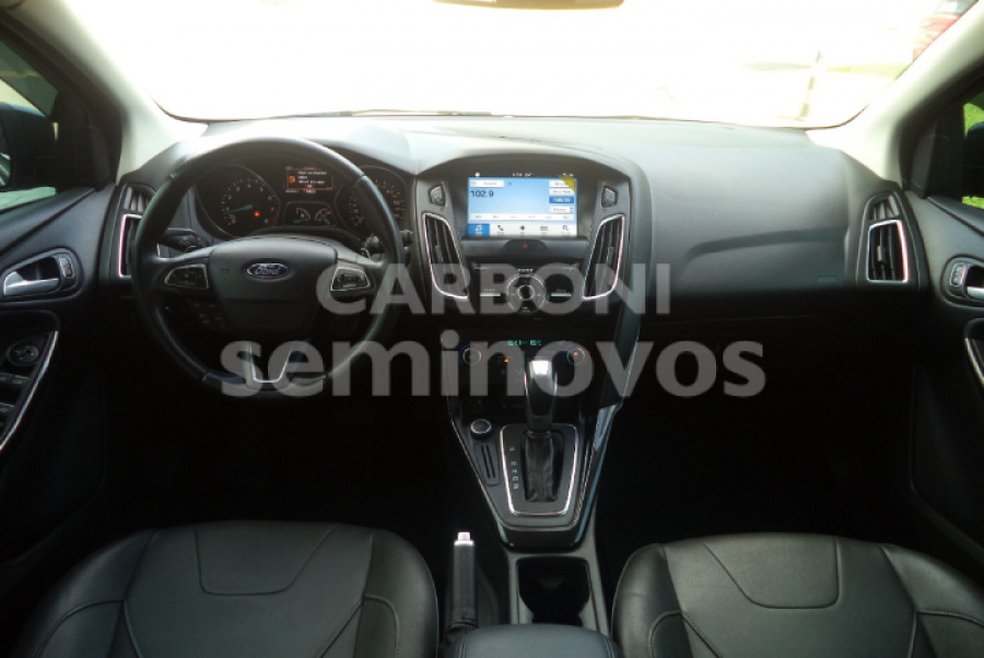 FORD FOCUS TI AT 2.0 2018/2018