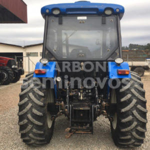 NEW HOLLAND NH TL 95 CABINADO 2015/2015
