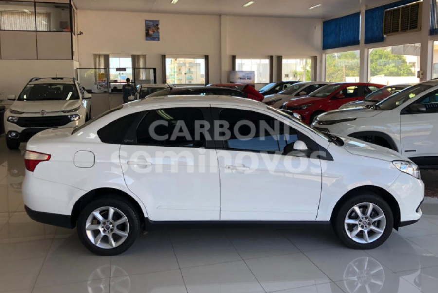 FIAT SIENA ATTRACTIVE 1.4 2013/2014