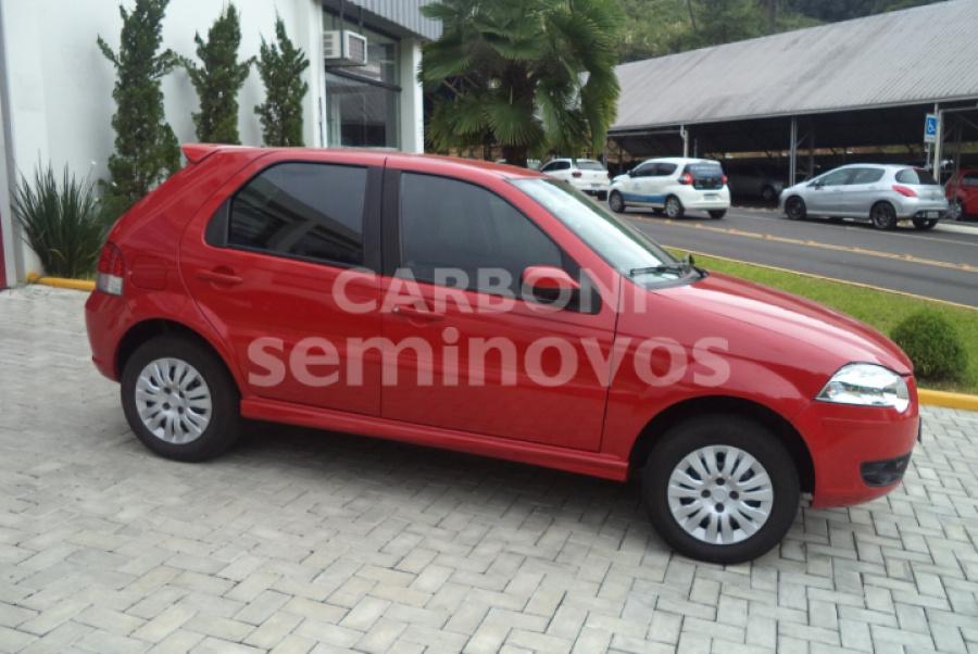 FIAT PALIO ELX 1.0 4P 2010/2011