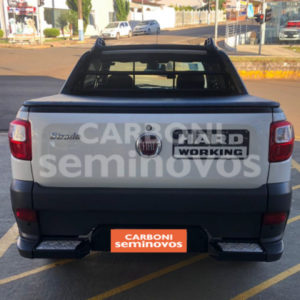 FIAT STRADA HARD WORKING CD 2018/2019
