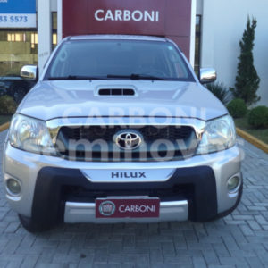 TOYOTA HILUX CD 4X4 SRV 2011/2011