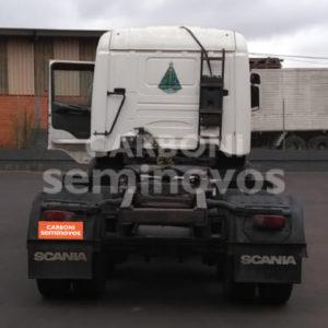 SCANIA R124 GA NZ 360 2000/2000