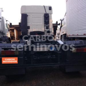 IVECO STRALIS HD 450S38T 6X2 2005/2005