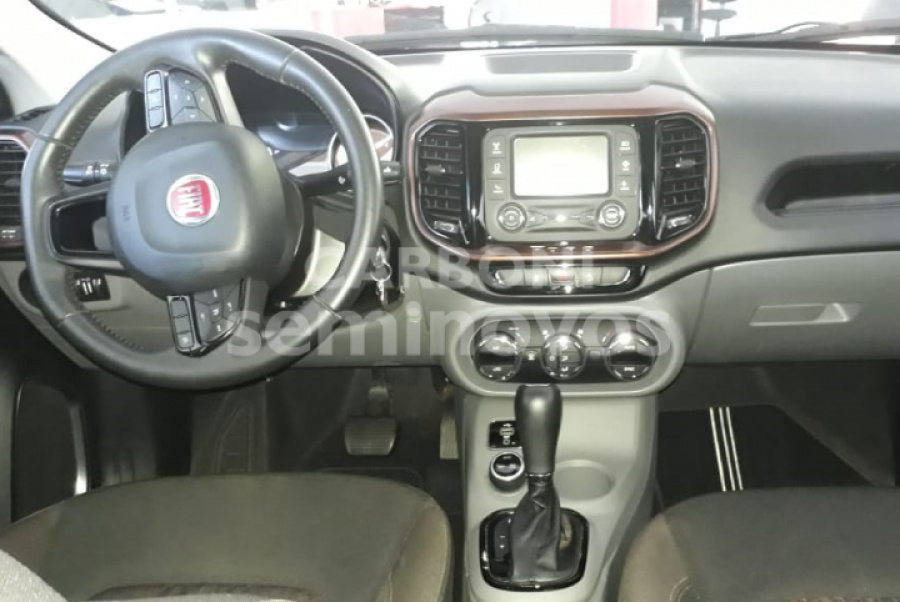 FIAT TORO VOLCANO 2.0 16V AT9 2016/2017
