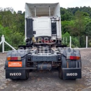 IVECO STRALIS HD 570S38TN 6X2 2008/2009