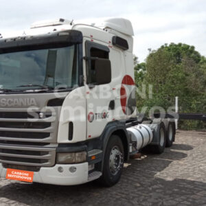 SCANIA G 420 6X4 2011/2011
