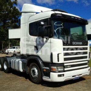 SCANIA R124 GA NZ 400 6X2 2004/2005