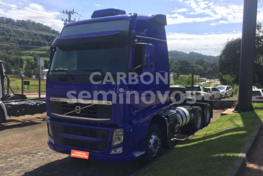 VOLVO FH 440 6X4T GLOBETROTTER 2011/2011