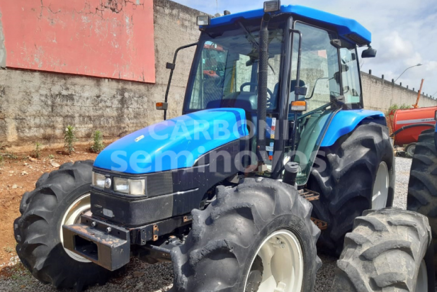 NEW HOLLAND NH TL 85 2013/2013