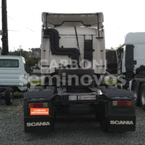 SCANIA R114 LA NA 380 6X2 2006/2007