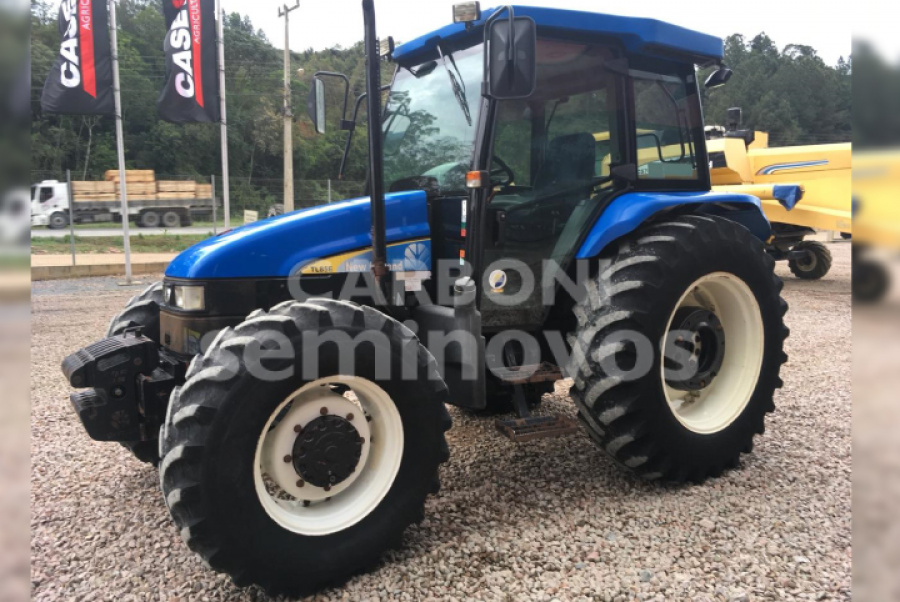 NEW HOLLAND NH TL 85 2012/2012