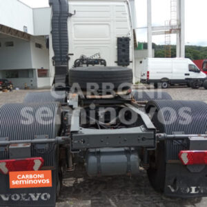 VOLVO FH 540 6X4T GLOBETROTTER 2013/2013