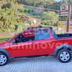 FIAT STRADA WORKING CD 1.4 2013/2013