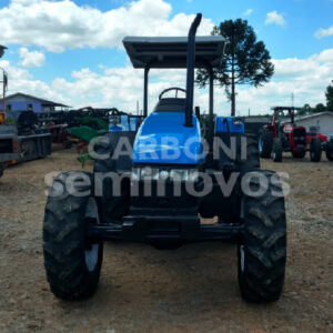 NEW HOLLAND NH TL 75 PLATAFORMADO 2003/2003