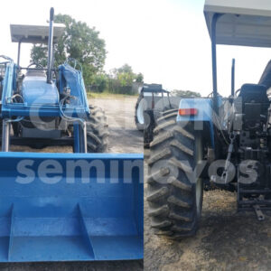 NEW HOLLAND NH TL 95 PLATAFORMADO 2005/2005