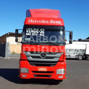 MERCEDES BENZ AXOR 2544 S AT 2013/2013