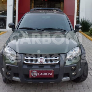 FIAT PALIO WEEKEND ADVENTURE DUAL 2011/2012