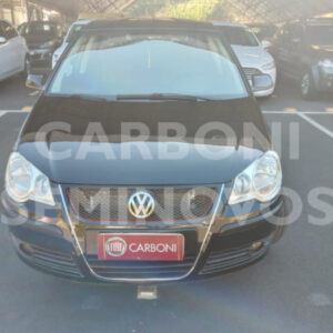 VOLKSWAGEN POLO SEDAN 1.6 2007/2007