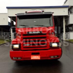 SCANIA T113 H 360 6X2 1997/1997