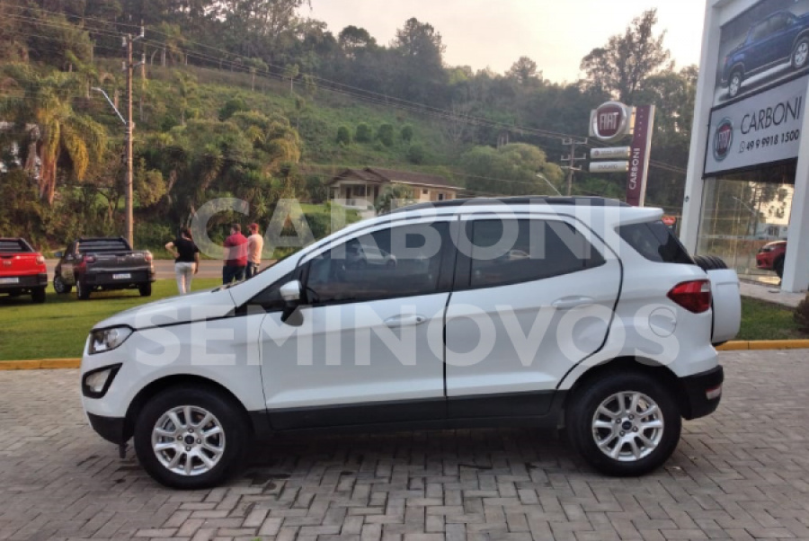 FORD ECOSPORT SE AT 1.5 2017/2018