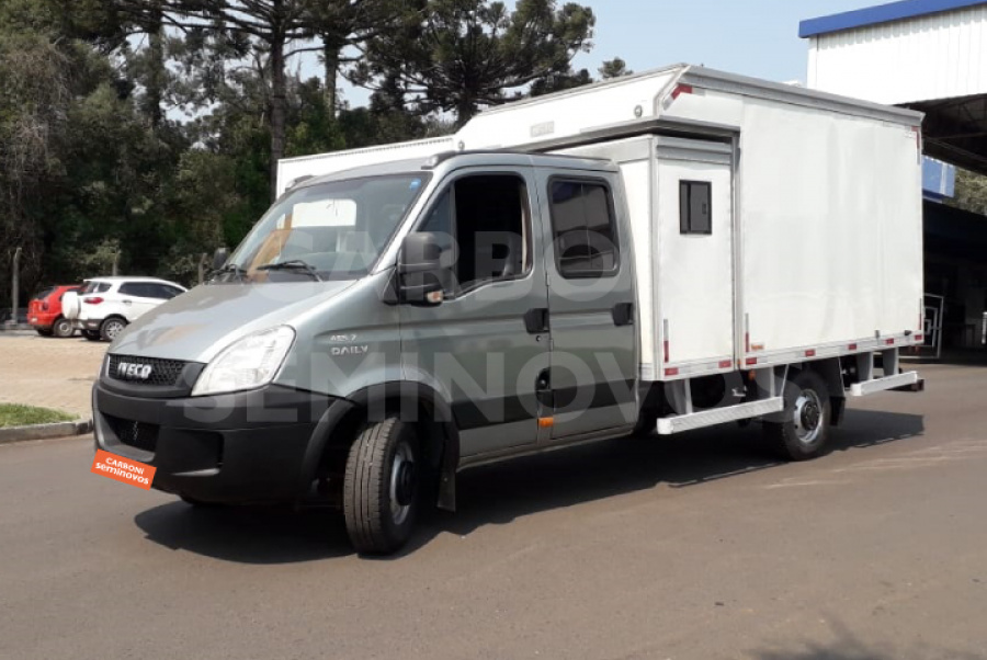 IVECO DAILY 45S17 CD 2013/2014